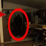 DON'T WATCH! Evil ghost presence captured on video!