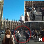 Photo of a ghost in London