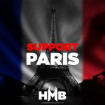 HMB Supports France – on this Horrific Paris Friday the 13th Attack