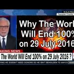 'World will end on July 29' according to conspiracy theorists warning of new apocalypse